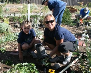Community Garden Clean up