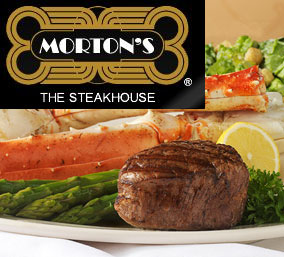 Mortons Steakhouse in San Antonio